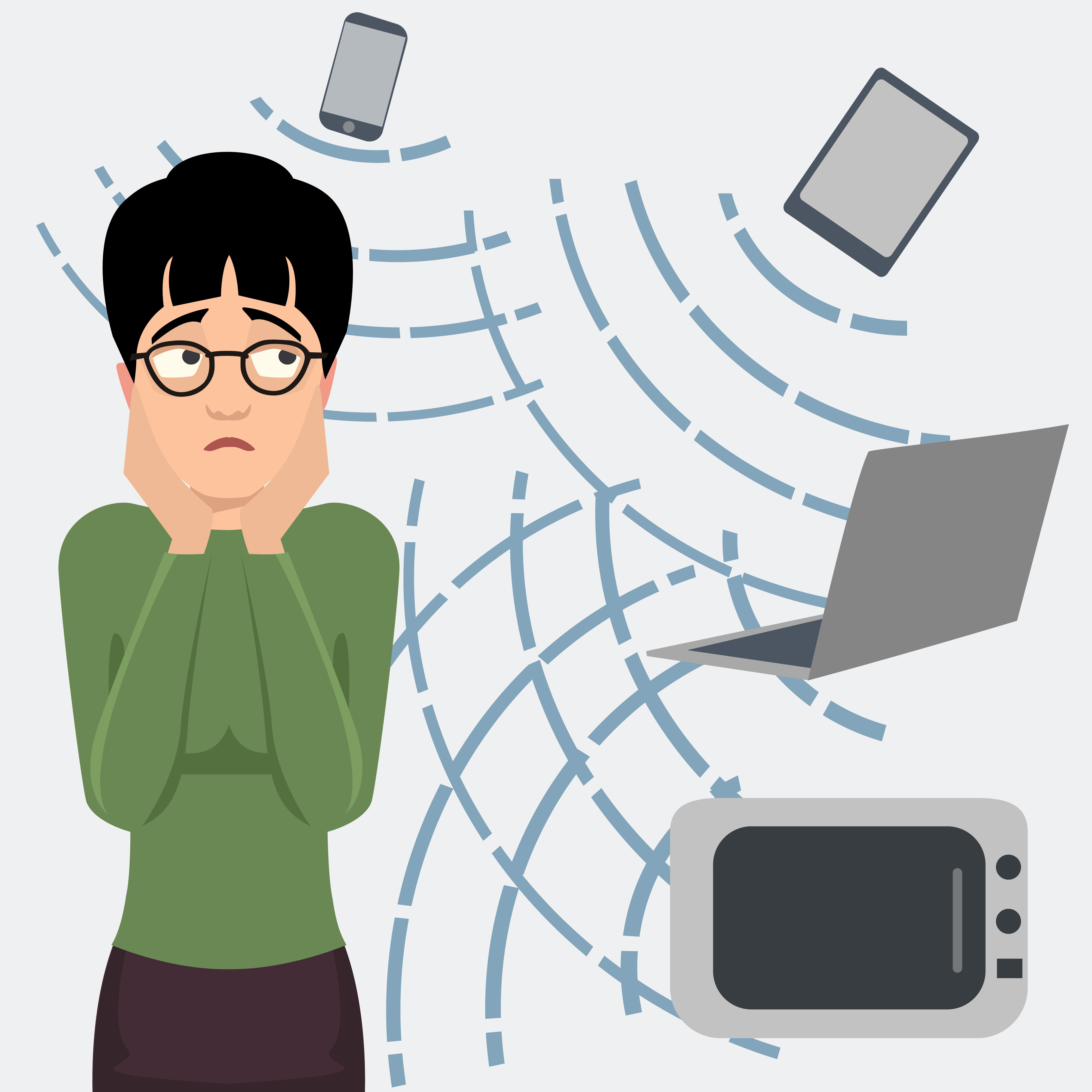 How to Protect Yourself from Electromagnetic Fields
