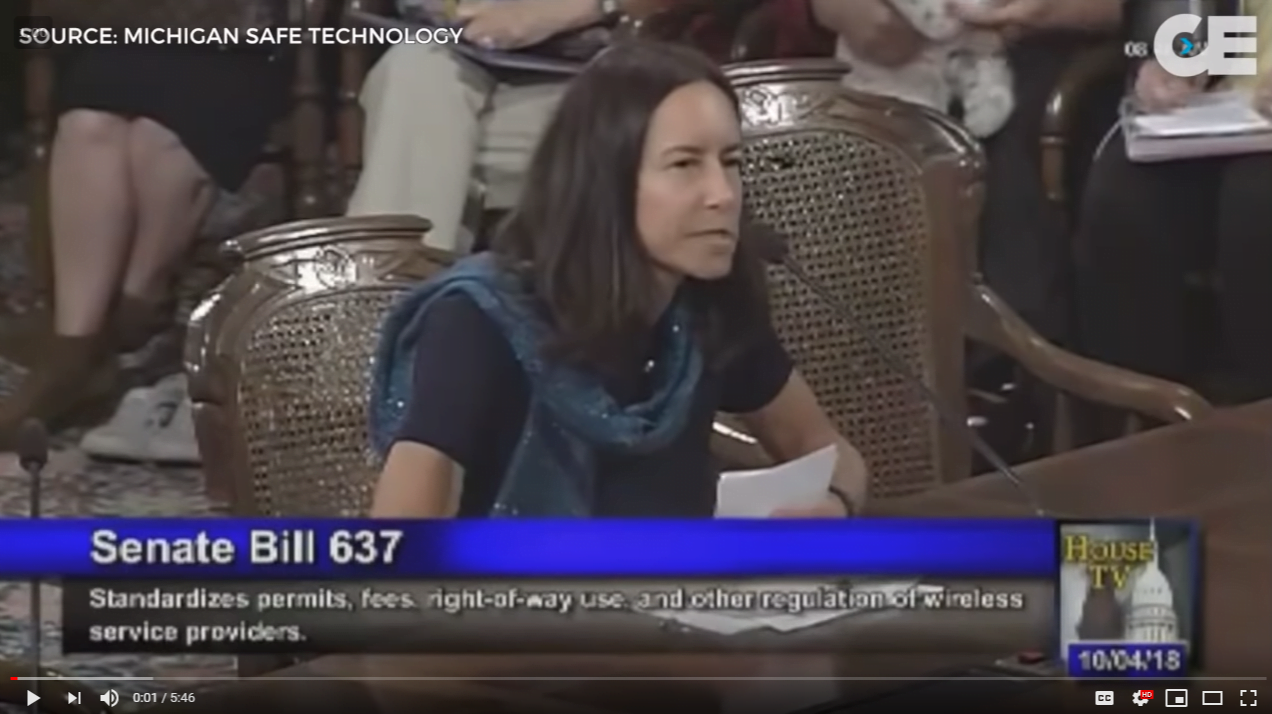 Veteran MD Drops Bombshell About 5G Technology Dangers At 5G Hearing - YouTube